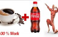 Coca-cola and coffee is imporant for man -Amazing test coca-and Coffee