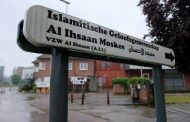 Mosque vandalised in Leuven