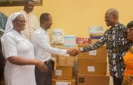 Savanah Region: 'Man Of God' Gives Back To Hospital That Once Saved His Life