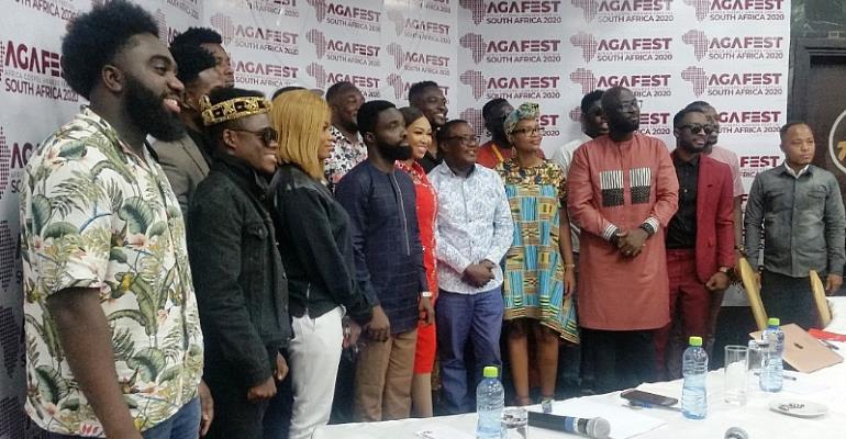 South Africa To Host Africa Gospel Awards Festival For 5years