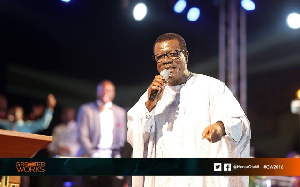 Success is not imparted by laying-on of hands – Mensa Otabil