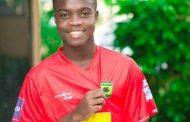 Maxwell Konadu Welcomes Mathew Cudjoe After Successful Bayern Munich Trials