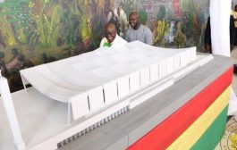 Akufo-Addo Break Ground For National Cathedral Project Today