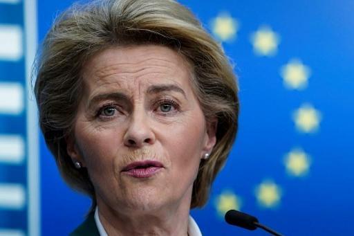 Coronavirus: EU leaders agree to external border shutdown