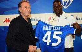 Mario Balotelli: Signing 'A Mistake' - Brescia Owner Massimo Cellino