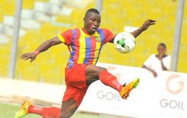 Hearts Of Oak Interested In Re-Signing Patrick Razak