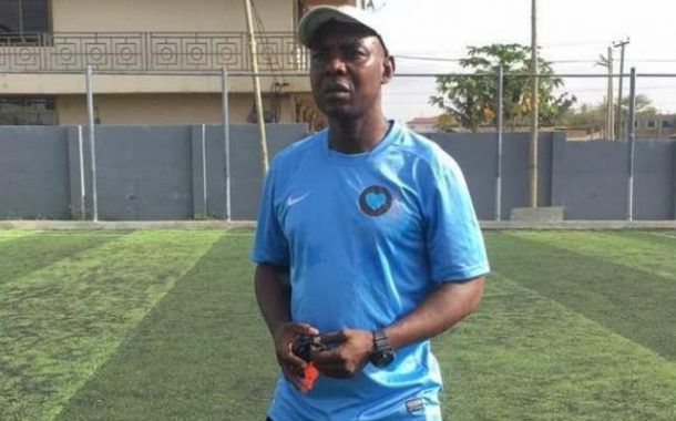 Coach Tony Lokko: Inter Allies Assistant Coach Agrees With League Cancellation