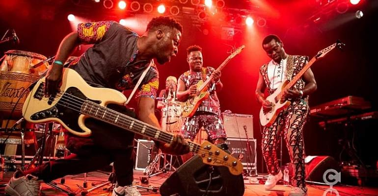 """Debut Album """"Alewa"""" Tops World Music Charts Europe – Becomes the 1st Ghanaian Band/Artist to Achieve Such Feat"""
