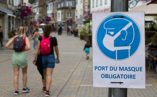 Brussels records fastest hike of new coronavirus infections in Belgium