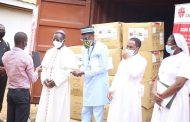 Catholic Church In Ghana Benefits From Vatican COVID-19 Fund For Comprehensive Emergency Response Interventions