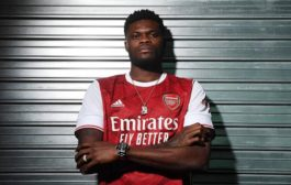 Ghana Super Star Thomas Partey Targets Titles With New Club Arsenal