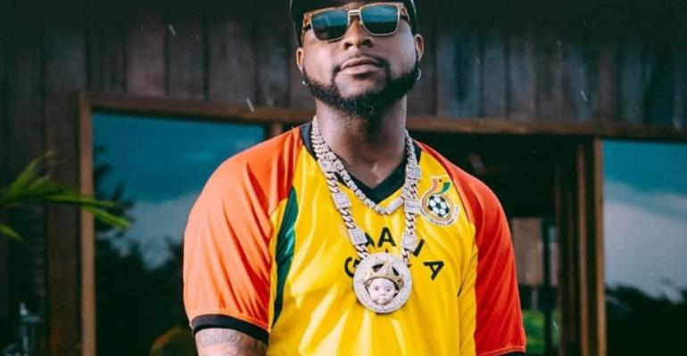 Davido Denies Protesting Against The Police Brutality In Nigeria