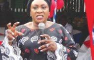 Hawa Koomson Resumes Campaign After Suspension Over Mfantseman MP's Death