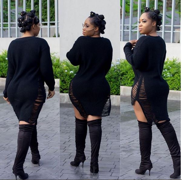 Moesha Boduong taking over the internet with fashion