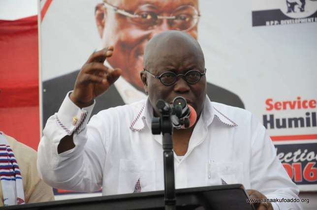 We'll win, but don't be complacent – Akufo-Addo tells supporters