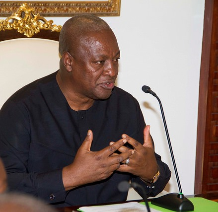 Mahama to appear on GBC Evening Encounter on Wednesday