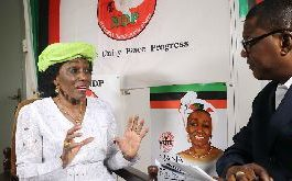 Ghana needs female leader now - Nana Konadu