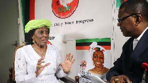 Ghana needs female leader now - Nana Konadu