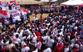 Nana Addo sends campaign to Akwatia on Saturday