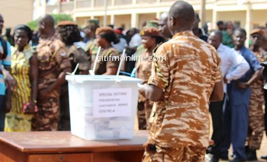 65,000 to vote under special voting on December 1 - EC