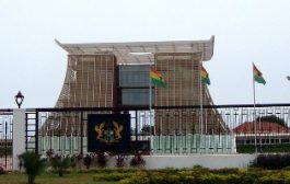 BNI picks up Akufo-Addo's security officer jogging by Flagstaff House