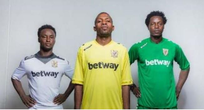 Ashgold unveil new home and away jerseys for next season