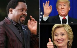 T.B. Joshua breaks silence after US election prophecy failed pathetically