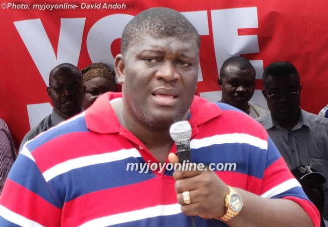 National Security failed Akufo-Addo – NPP MP