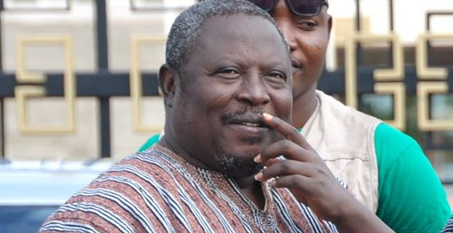 Woyome's payment to EOCO 'cooked' story - Amidu