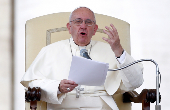 Pope Francis Shares Jesus' Warning in Sermon on Hell and Satan