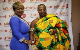 Mercy Asiedu And Husband Looked Absolutely Adorable At The Atitiriw Magazine Launch