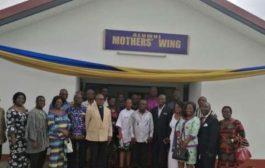 UG Alumni Association inaugurates university hospital mothers' wing