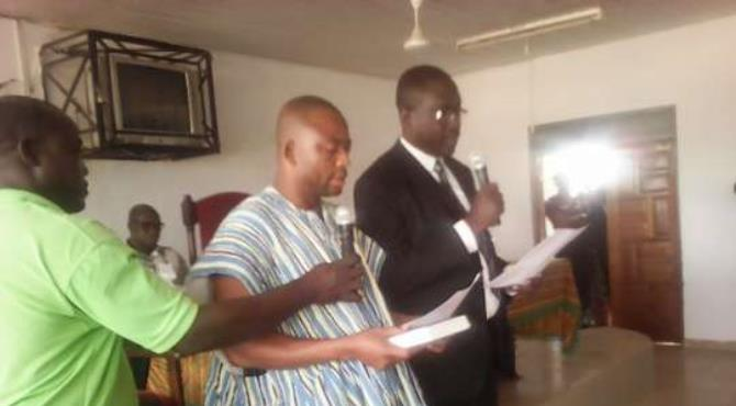 Members of Talensi District Assembly commended for maturity