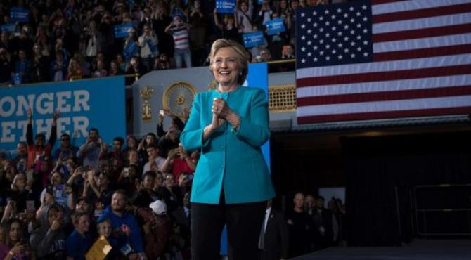 Poll Roundup: Clinton Has The Edge One Day Before Elections