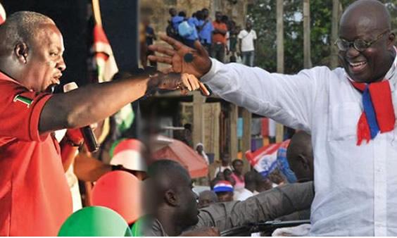 Ghana decides: Who will win, Mahama or Akufo-Addo?