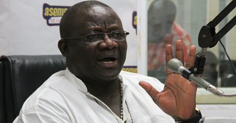 Ghanaians need to manage their expectations of NPP gov't – Paul Afoko