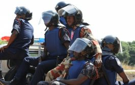 Tema police arrest 5 macho men over voter-intimidation