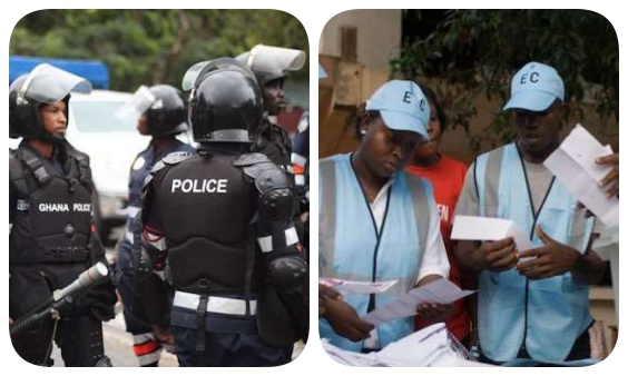 148K election officers, 64K security personnel deployed for Wednesday's election
