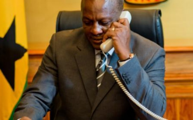 Mahama calls Akufo-Addo to concede