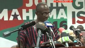 We'll devise a plan to rule Ghana - Aseidu Nketia