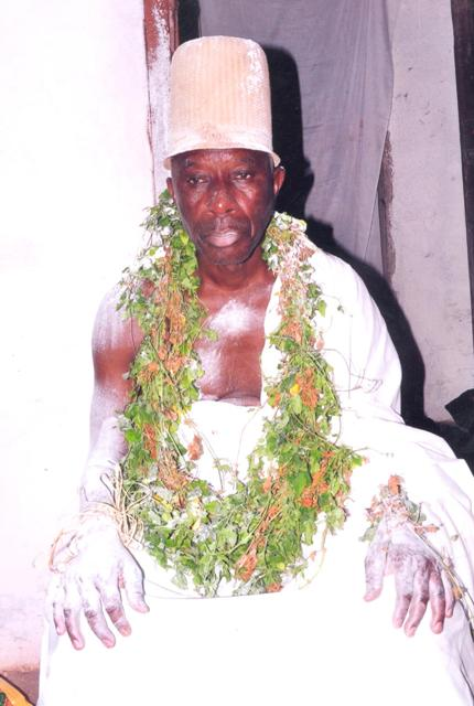 Chief of Ningo calls for unity in the area