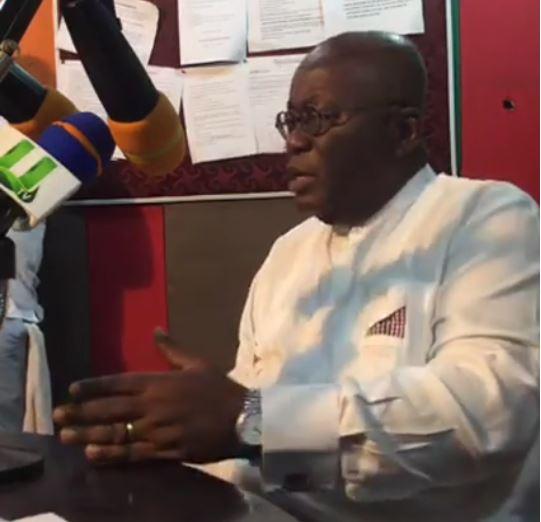 Capital relocation claims propaganda - Akufo-Addo