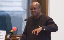 Mahama holds last cabinet meeting January 3