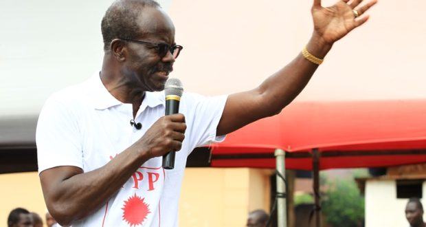 PPP ready to govern – Nduom