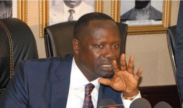 I never blamed Mahama for NDC's defeat – Armah Kofi Buah