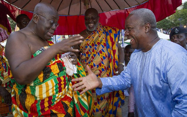Mahama is my friend – Akufo-Addo