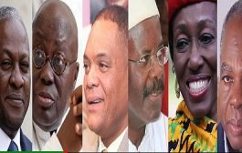Ghana Decides: Profiles of the 7 candidates