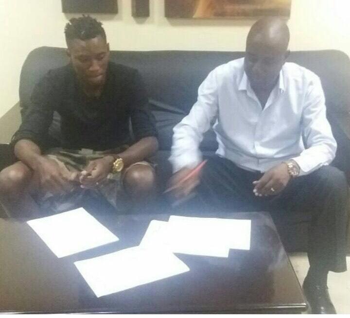 Daniel Agyei seals FC Simba deal
