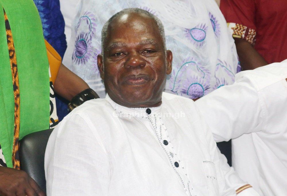Edward Mahama concedes defeat; congratulates Akufo-Addo