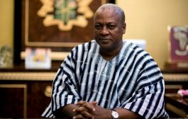 President Mahama breaks silence after Opposition declaration of Election results